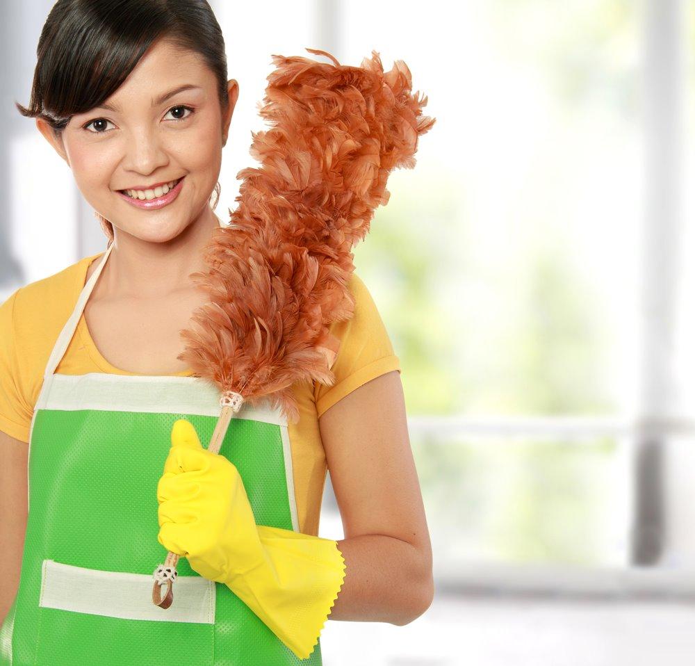 Service de nettoyage residentiel