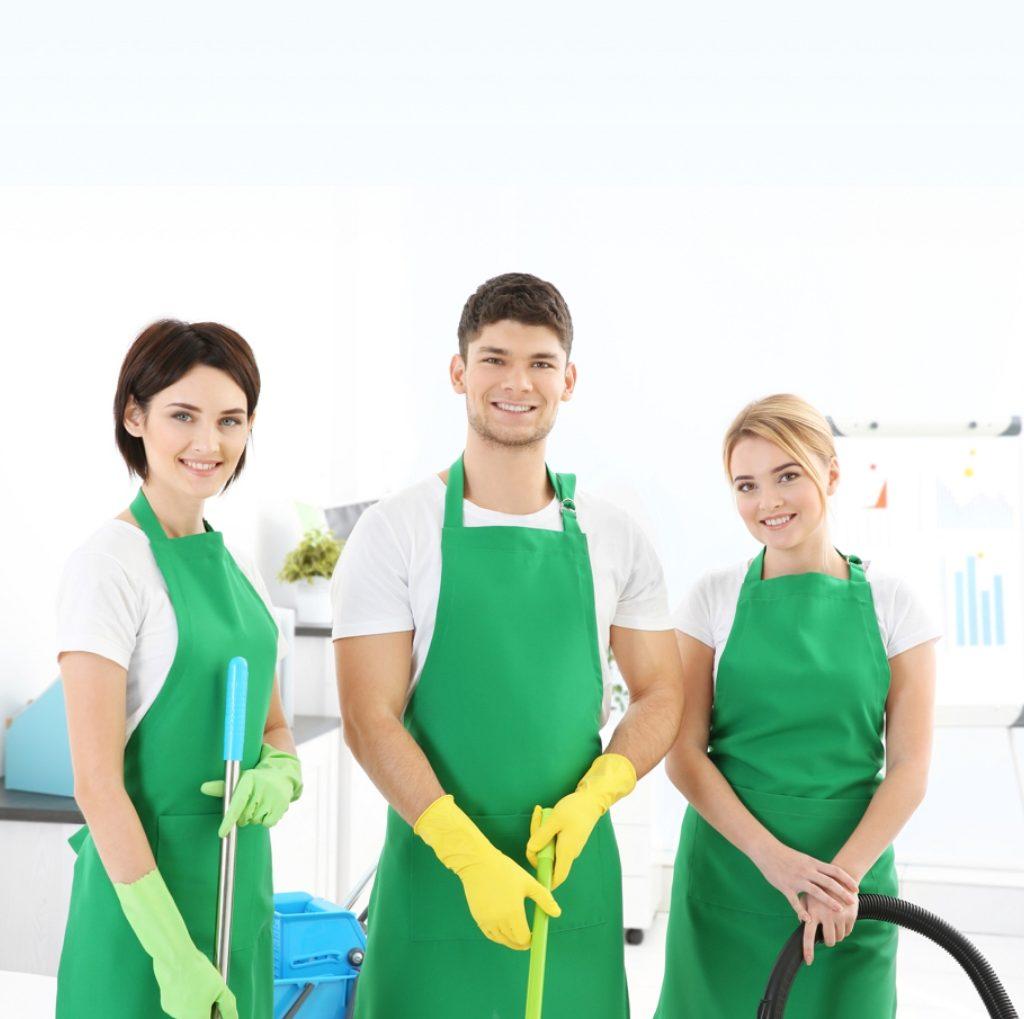 Service de nettoyage à Montréal