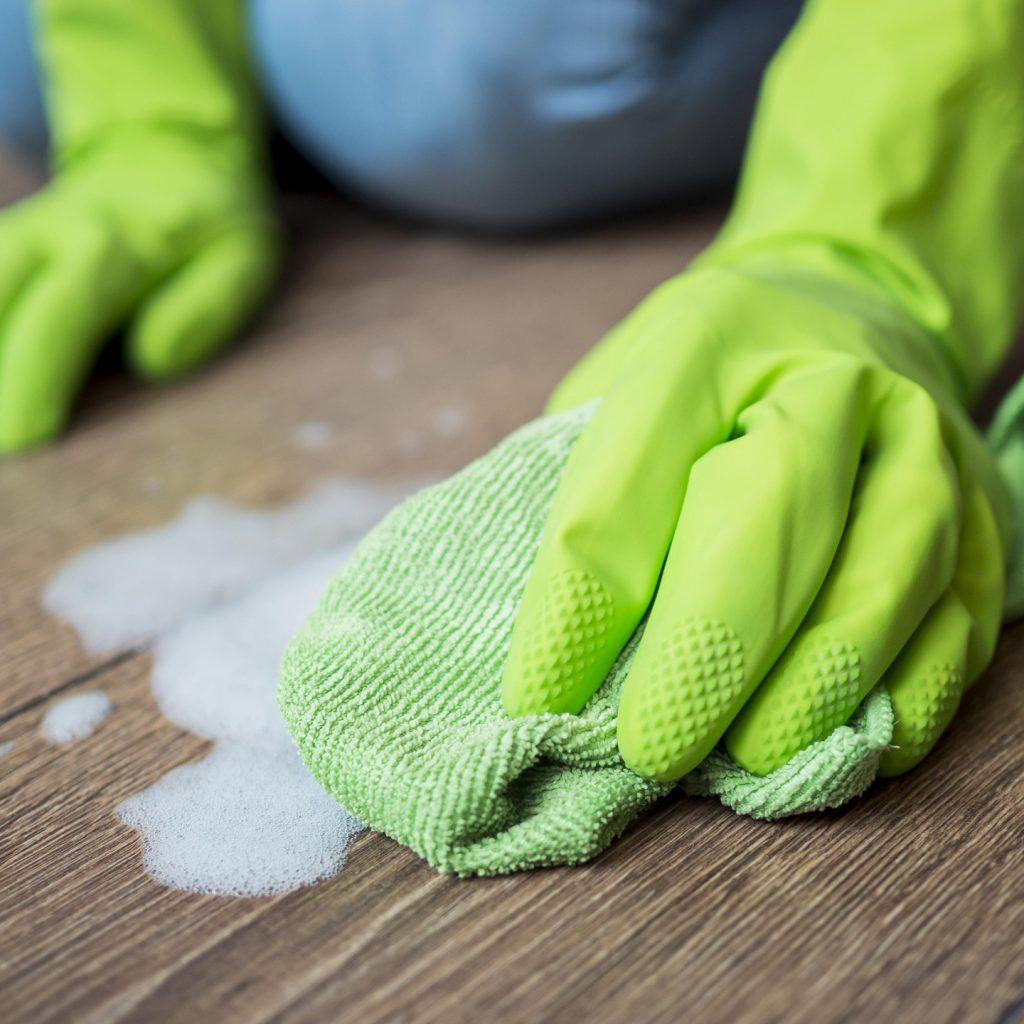 Entretien ménager résidentiel à Montréal